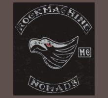 Rock Machine Nomads MC by hungrypeople