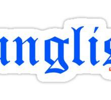 Junglist Sticker