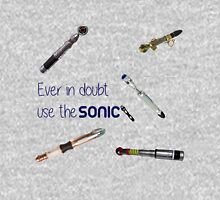 Doctor who sonic screwdriver  Unisex T-Shirt