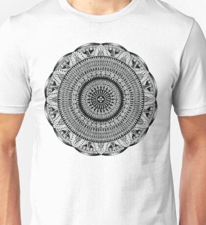 Tut Mandala #2 Unisex T-Shirt