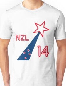 NEW ZEALAND STAR Unisex T-Shirt