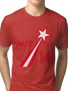 AUSTRIA STAR Tri-blend T-Shirt