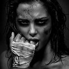 Dark Girl by zaharia