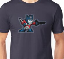 8-Bit Optimus G1 Unisex T-Shirt