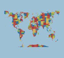 Lego World Kids Tee