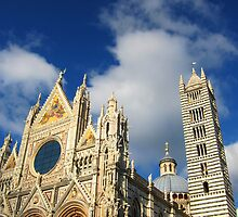 Siena Cathedral, Siena, Italy by buttonpresser