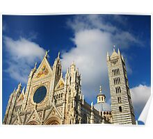 Siena Cathedral, Siena, Italy Poster