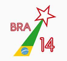BRAZIL STAR Womens Fitted T-Shirt