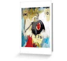 MO75 Greeting Card