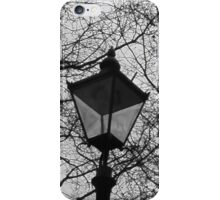 by the lamplight iPhone Case/Skin