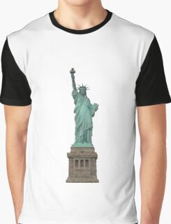 The Statue of Liberty Graphic T-Shirt