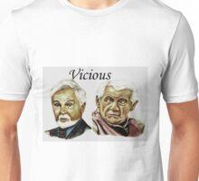 Derek Jacobi & Ian McKellen - Vicious Unisex T-Shirt