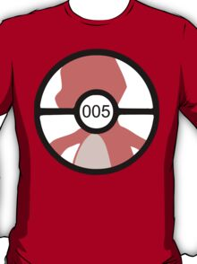 Pokeball 005 T-Shirt