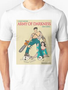 Army Of Darkness - Beige Unisex T-Shirt