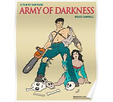 Army Of Darkness - Beige Poster
