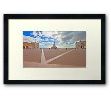 Terreiro do Paço II Framed Print