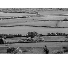 Silent Fields.. Photographic Print