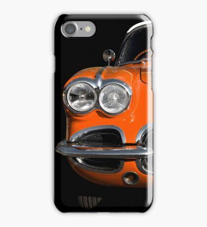 Cool (orange) iPhone Case/Skin