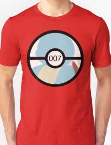 Pokeball 007 T-Shirt