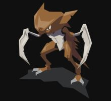 Cutout Kabutops by Avertis
