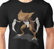 Cutout Kabutops Unisex T-Shirt