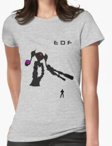 EDF Womens Fitted T-Shirt