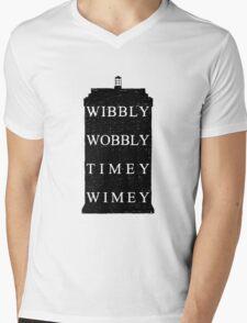 ...Stuff. Mens V-Neck T-Shirt
