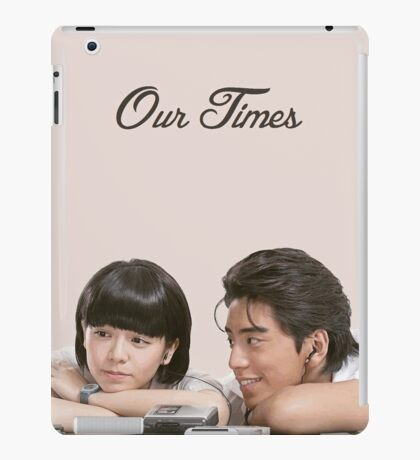 Our Times Film iPad Case/Skin