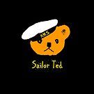 Smartphone Case - Sailor Ted 6 by Mark Podger