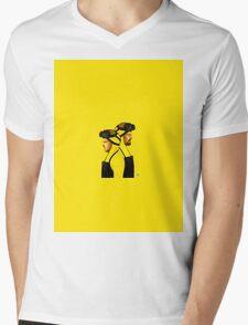Breaking Bad Jesse/Walter Mens V-Neck T-Shirt