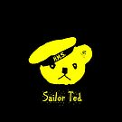 Smartphone Case - Sailor Ted 8 by Mark Podger