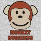 Monkey Business  by Alsvisions