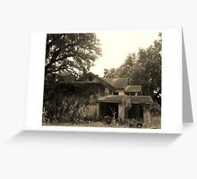 Beauty Abandoned Artistic Photograph by Shannon Sears Greeting Card