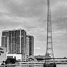 WQAM Radio Tower by Bill Wetmore