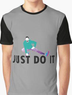 Just Do It Shia Labeouf Graphic T-Shirt
