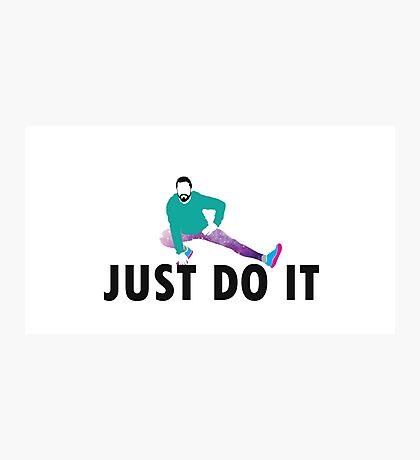 Just Do It Shia Labeouf Photographic Print