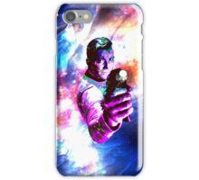 Color jump, James T Kirk iPhone Case/Skin