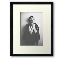 32/365 Framed Print