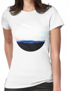 Landscape, Scotland Womens Fitted T-Shirt