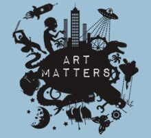 Art Matters (Dark) by Rorus007
