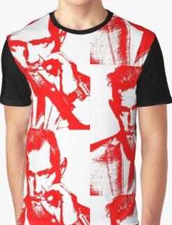 Conor McGregor Irish UFC Legend - B/W  Graphic T-Shirt