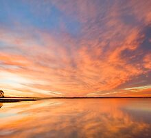 Upon Reflection - Wellington Point Qld Australia by Beth  Wode