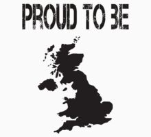 Proud to be British by Aniyah