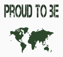 Proud to be international by Aniyah