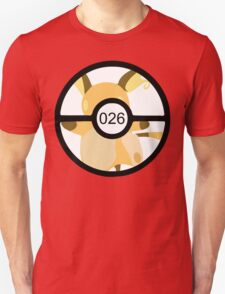 Pokeball 026 T-Shirt