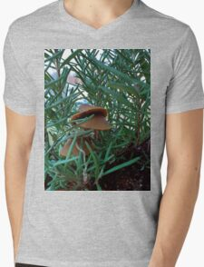 Mushroom Forest Mens V-Neck T-Shirt