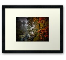 We All Have Hope ~ Fall Colors ~ Framed Print