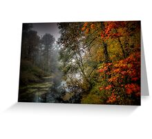We All Have Hope ~ Fall Colors ~ Greeting Card