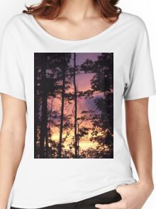 Early September Dusk II Women's Relaxed Fit T-Shirt