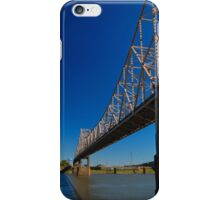 Mississippi Span iPhone Case/Skin